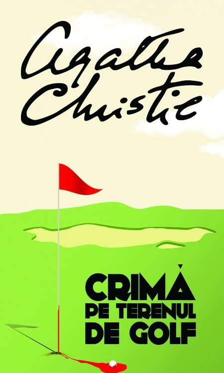 """Recenzie """"Crimă pe terenul de golf"""" de Agatha Christie"""