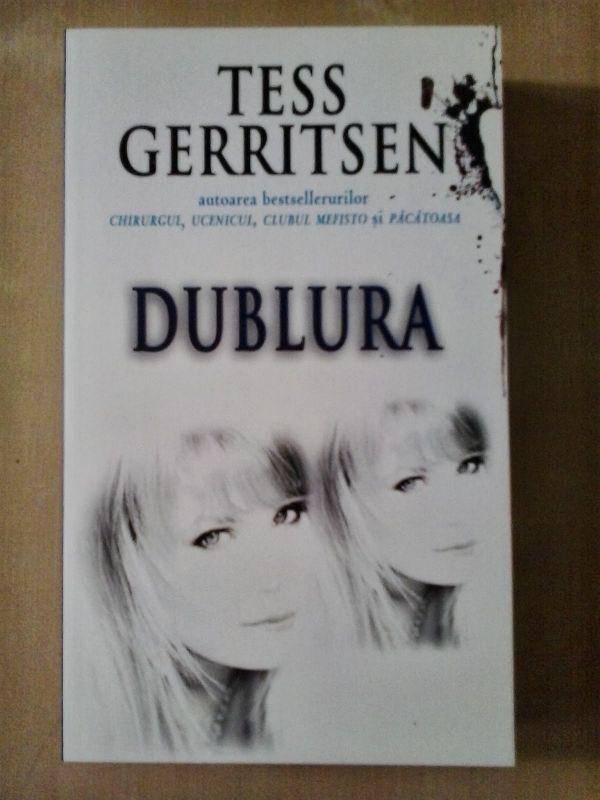 "Recenzie ""Dublura"" (Jane Rizzoli & Maura Isles #4) de Tess Gerritsen"