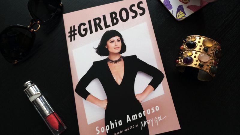 "Recenzie ""#GIRLBOSS"" de Sophia Amoruso"