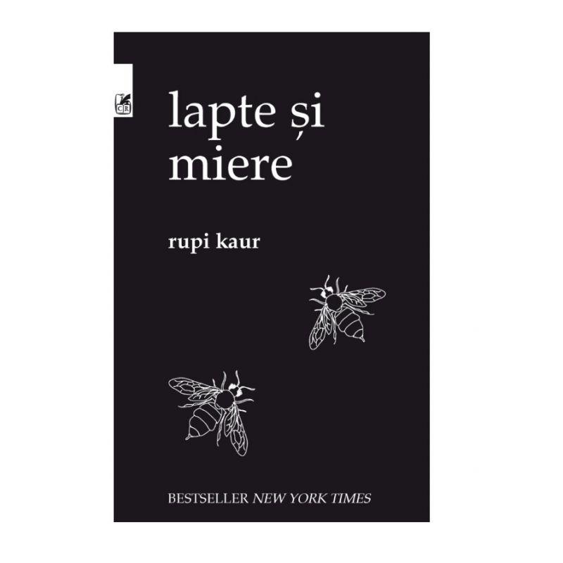 "Recenzie ""Lapte și miere"" de Rupi Kaur"