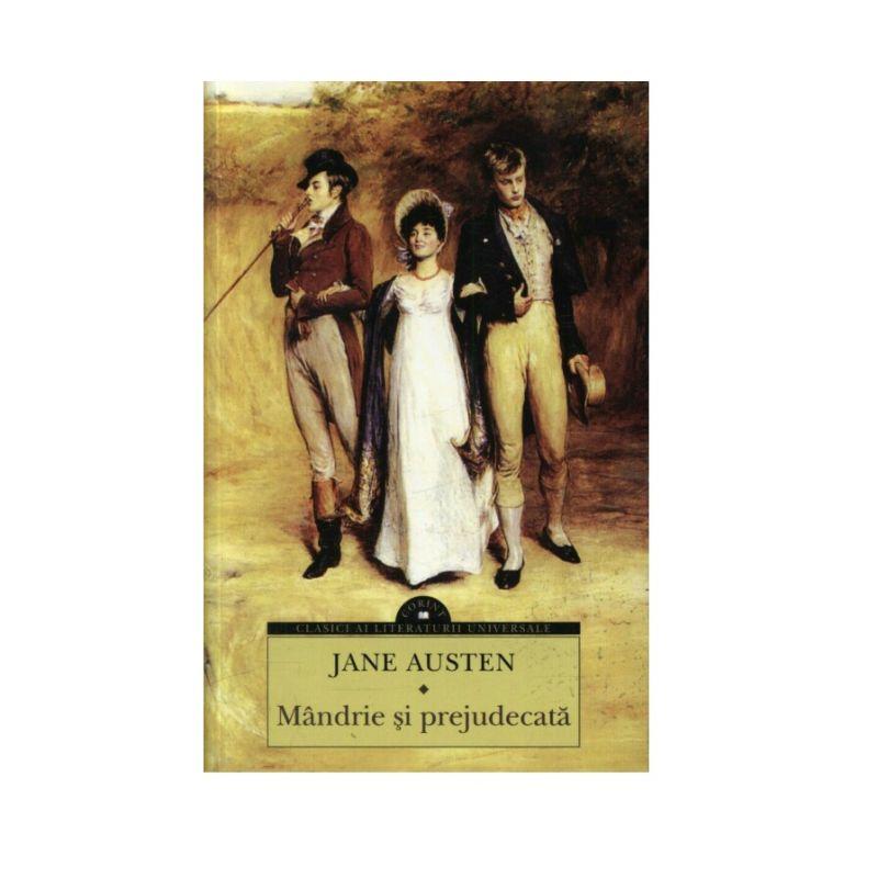 """Recenzie """"Mândrie și prejudecată"""" de Jane Austen"""