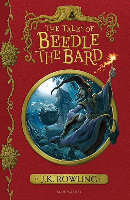 "Recenzie ""The Tales of Beedle the Bard"" de J.K.Rowling"