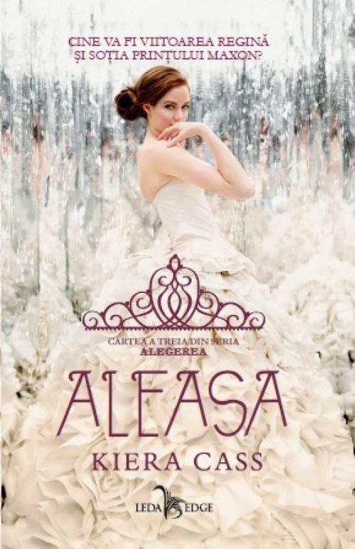 """Recenzie """"Aleasa"""" de Kiera Cass"""