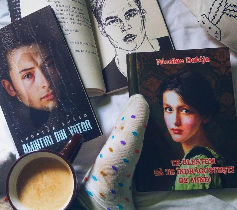 """Recenzie """"Te blestem să te îndrăgostești de mine"""" de Nicolae Dabija"""