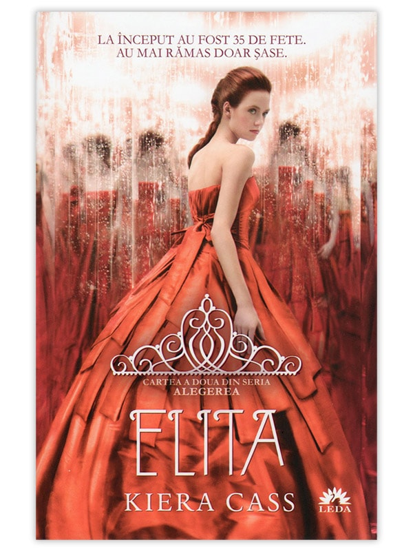 "Recenzie ""Elita"" de Kiera Cass"