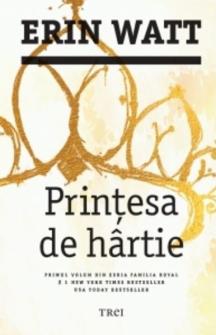 """Recenzie """"Prințesa de Hârtie"""" de Erin Watt"""