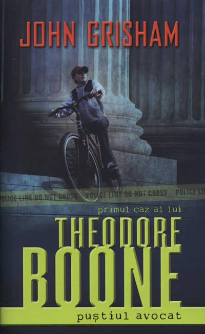 "Recenzie ""Theodore Boone: puștiul avocat"" de John Grisham"