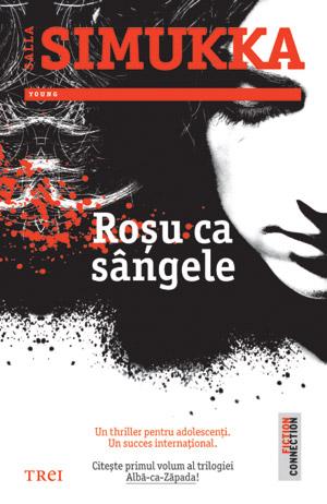 """Recenzie """"Roșu ca sângele"""" de Salla Simukka"""