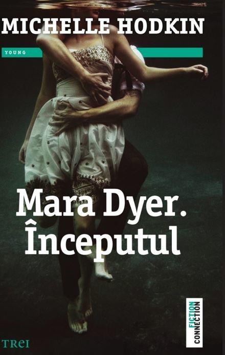 "Recenzie ""Mara Dyer. Începutul"" de Michelle Hodkin"