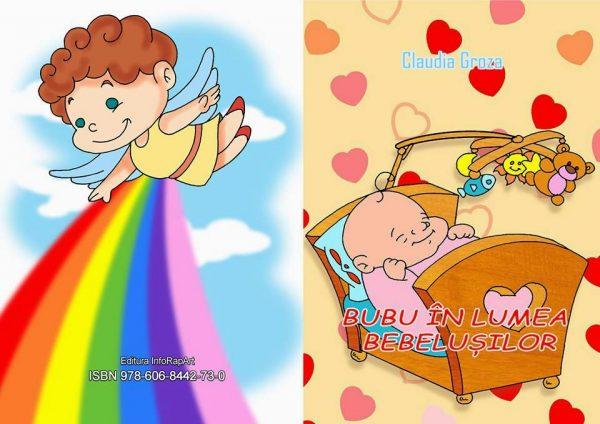 """Recenzie """"Bubu în lumea bebelușilor"""" de Claudia Groza"""