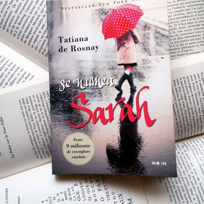 """Recenzie ,,Se numea Sarah"""" de Tatiana de Rosnay"""