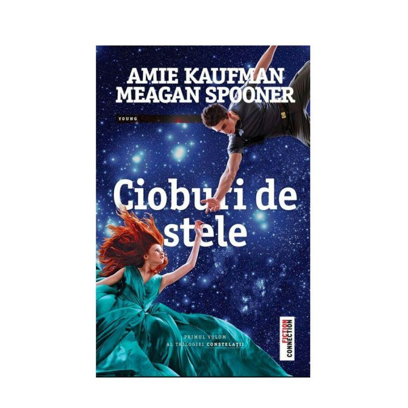 "Recenzie ""Cioburi de stele"" de Amie Kaufman și Megan Spooner"