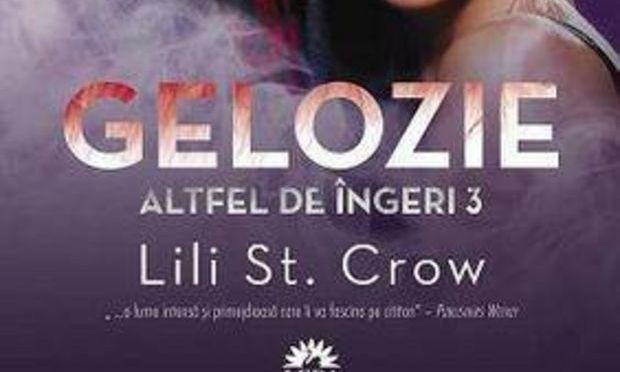 """Recenzie """"Gelozie"""" de Lili St. Crow"""