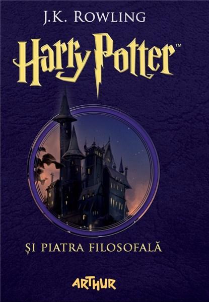 """Recenzie """"Harry Potter și Piatra Filozofală"""" de J.K. Rowling"""