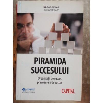 """Recenzie ,,Piramida succesului"""" de Dr. Ron Jenson"""