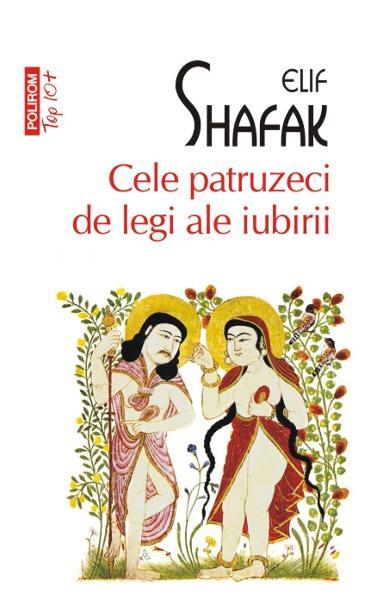 "Recenzie ""Cele patruzeci de legi ale iubirii"" de Elif Shafak"