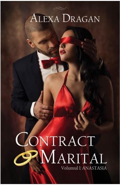 "Recenzie ""Contract Marital Volumul 1 Anastasia"" de Alexa Drăgan"