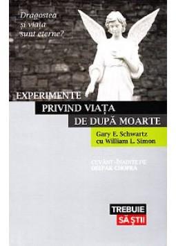 """Recenzie """"Experimente privind viața de după moarte"""" de Gary E. Schwartz și William L. Simon"""