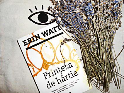 Recenzie ,,Prințesa de hârtie #1″ de Erin Watt
