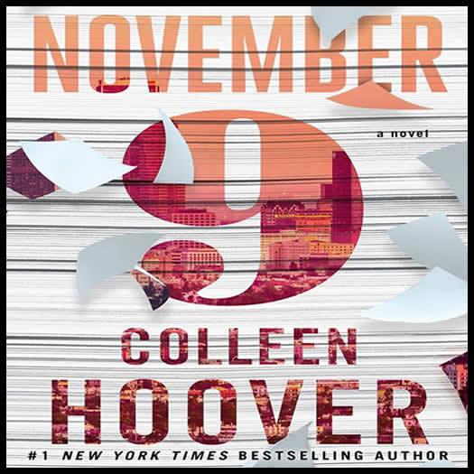 """Recenzie """"  November 9 """" de Colleen Hoover"""