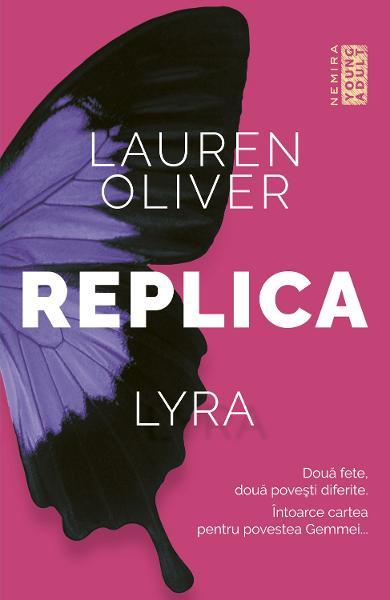 """Recenzie """"Replica"""" de Lauren Oliver"""