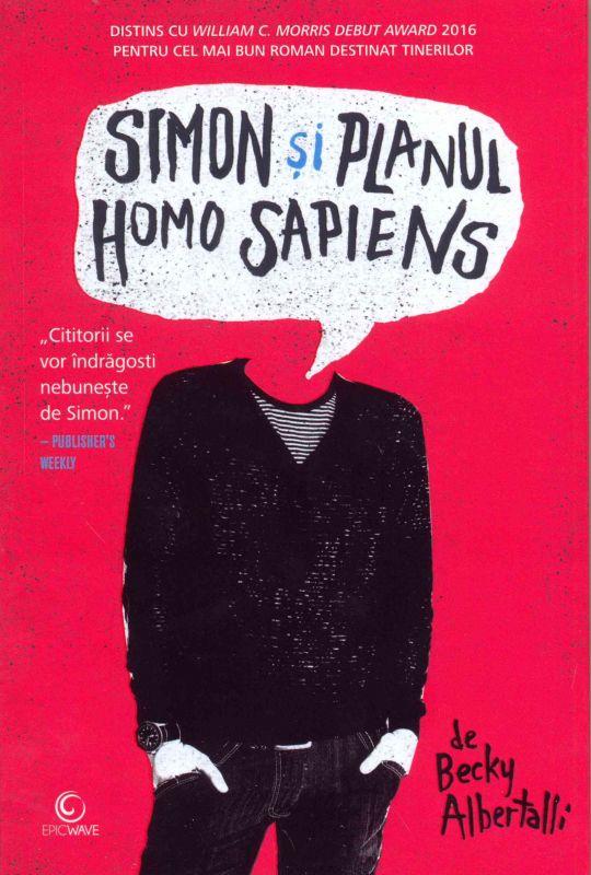 """Recenzie """"Simon și planul Homo Sapiens"""""""