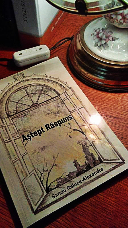 """Recenzie """"Aștept răspuns"""" de Sandu Raluca"""