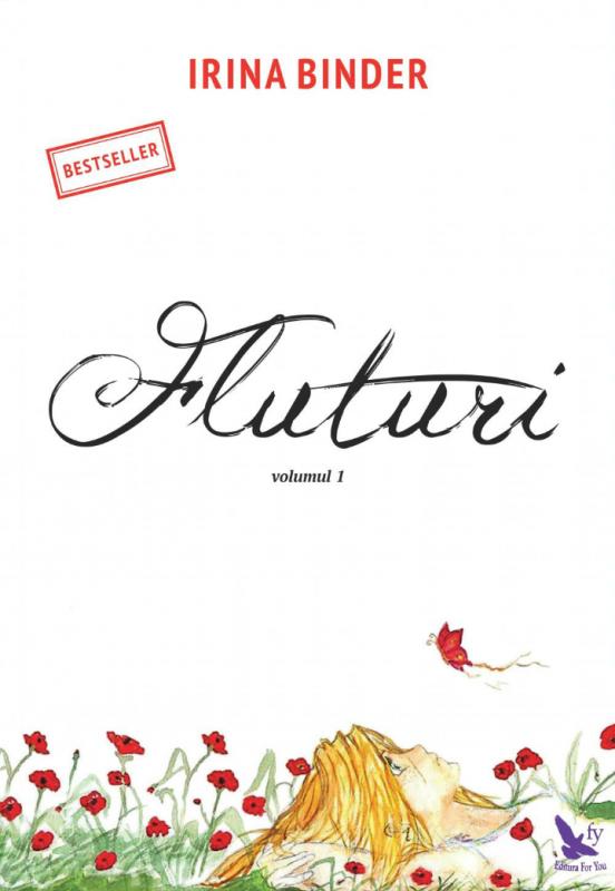 "Recenzie ""Fluturi"", volumul 1 de Irina Binder"