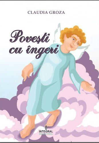 """Recenzie """"Povești cu îngeri"""" de Claudia Groza"""