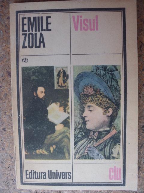 Recenzie Visul de Èmile Zola