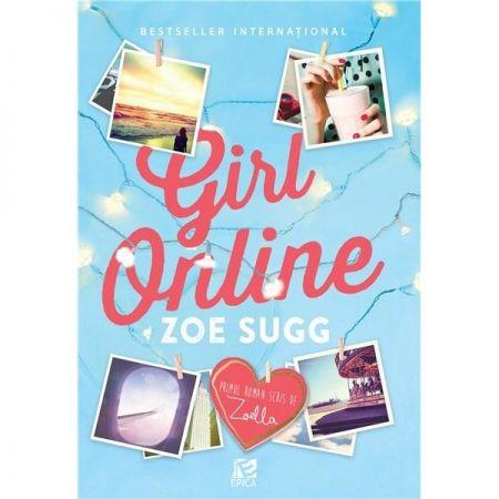 """Recenzie """"Girl Online"""" de Zoe Sugg"""