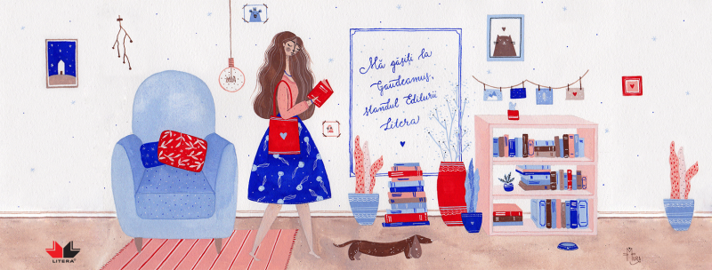 Editura Litera la Gaudeamus 2017