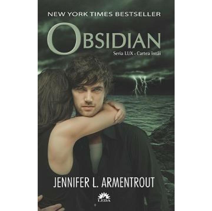 """Recenzie """"Obsidian"""" (#1 LUX) de Jennifer L. Almentrout"""