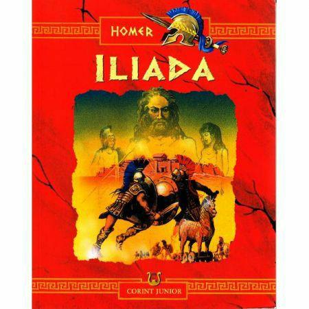 """Recenzie """"Iliada"""" de Homer"""