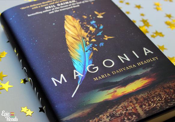 """Recenzie """"Magonia"""" de Maria Dahvana Headley"""