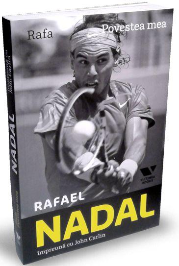 "Recenzie ""Rafa. Povestea mea"" de  John Carlin, Rafael Nadal"
