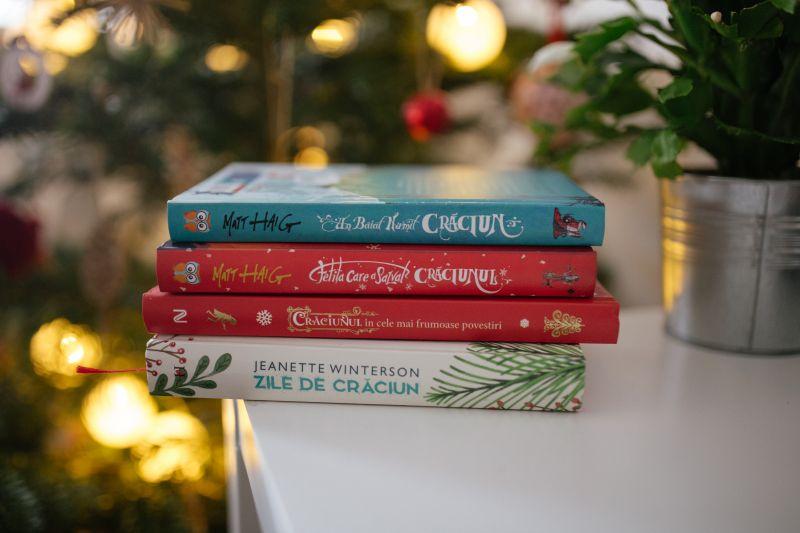 Top 10 cărți despre Crăciun cu miros de portocale și scorțișoară