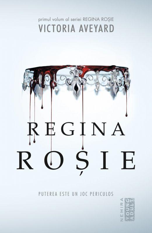 "Recenzie ""Regina Roșie"" de Victoria Aveyard"