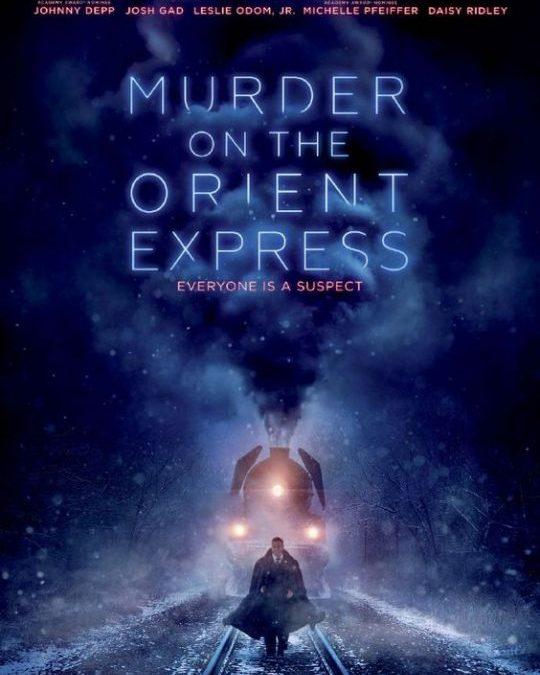 """Recenzie """"Crima din Orient Express"""" de Agatha Christie"""