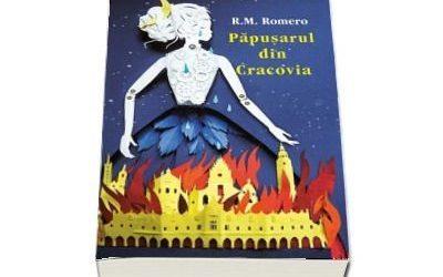 """Recenzie """"Păpușarul din Cracovia"""" de R.M. Romero"""