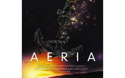 """Recenzie """"Aeria"""" de Maria Dahvana Headley"""