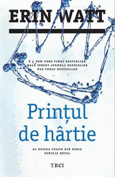 "Recenzie ""Prințul de Hârtie"" de Erin Watt"