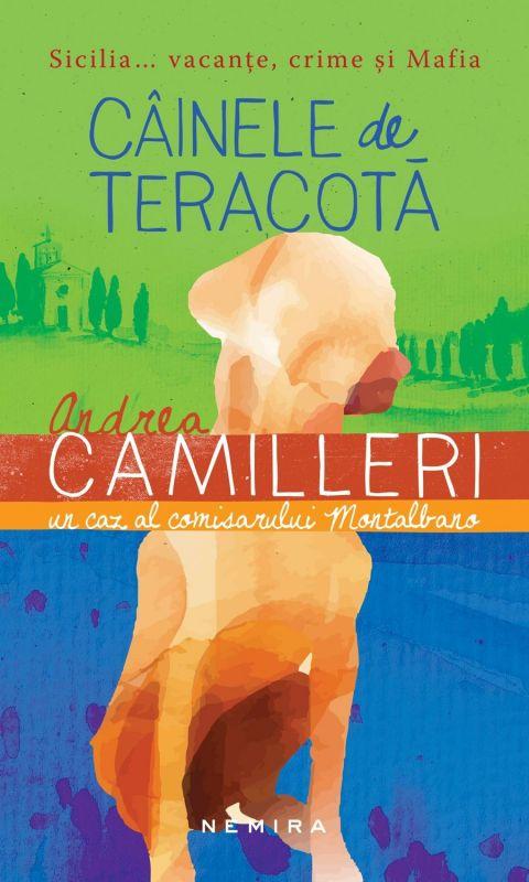 """Recenzie """"Câinele de teracotă"""" de Andrea Camilleri"""