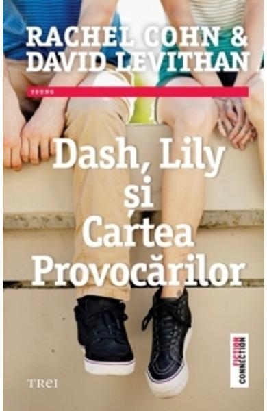 """Recenzie """"Dash, Lily și cartea provocărilor"""" de Rachel Cohn și David Levithan"""