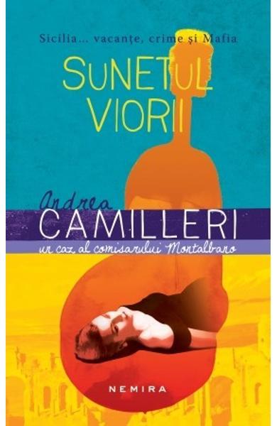 """Recenzie ,,Sunetul viorii"""" de Andrea Camilleri"""