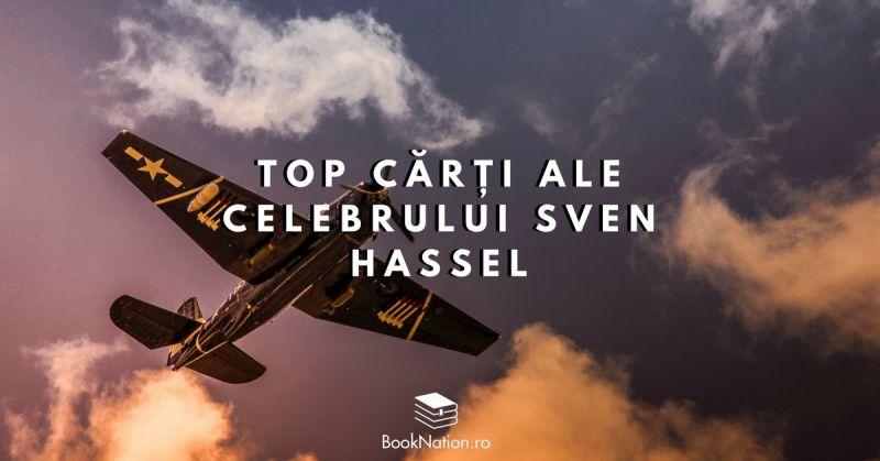 Sven Hassel – Top cărți care te vor face să privești altfel războiul