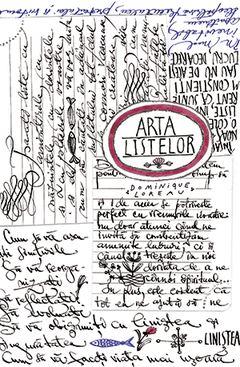Arta listelor de Dominique Loreau