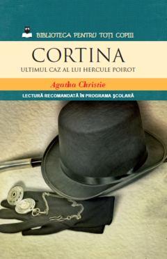 Cortina. Ultimul caz al lui Hercule Poirot de Agatha Christie