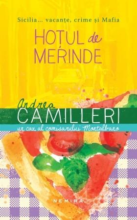 "Recenzie ""Hoțul de merinde"" de Andrea Camilleri"