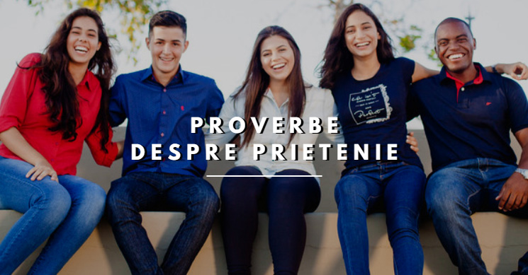 proverbe despre prietenie